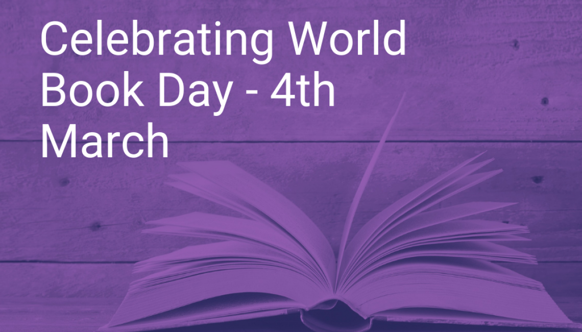 Celebrating Wolrd Book Day