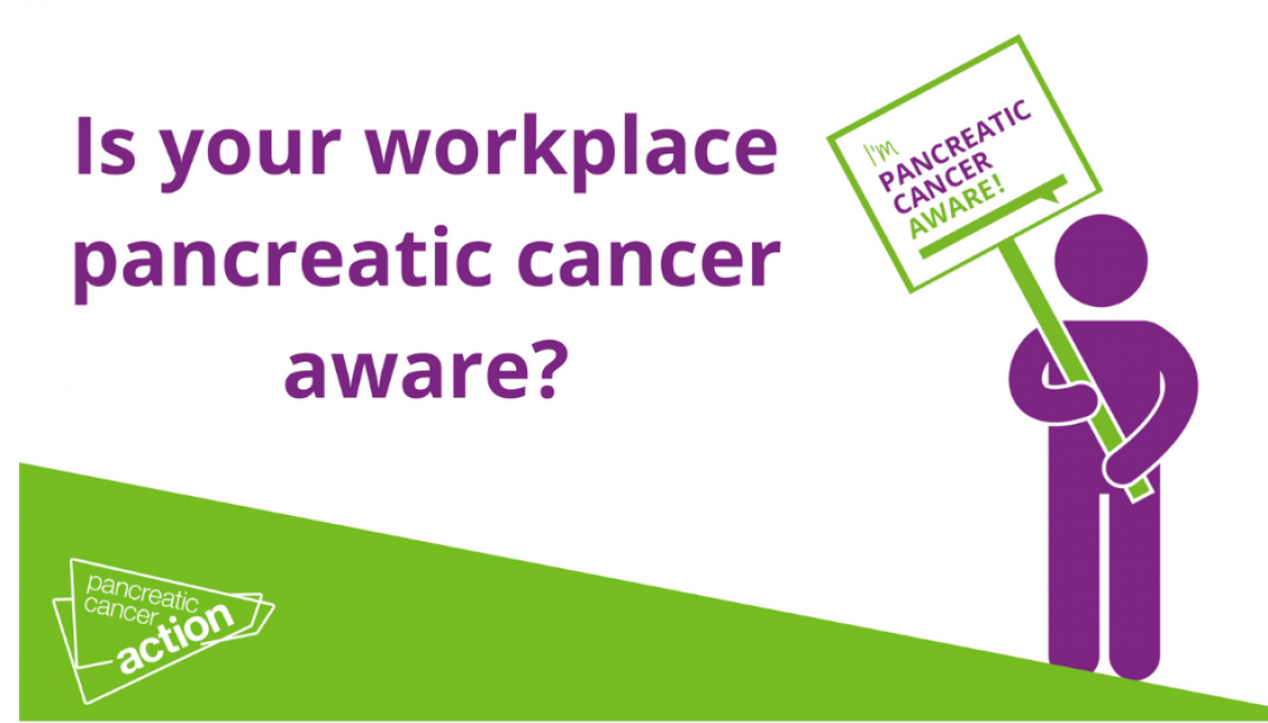 Is your workplace pancreatic cancer aware_
